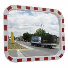 - Зеркало 400x600 сосветовозвращающей окантовкой прямоугольное