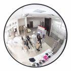 - DL Зеркало 300 мм с черным кантом